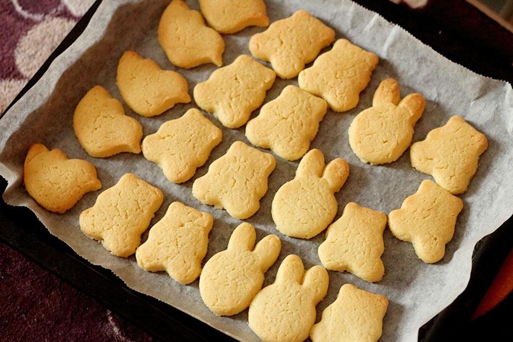 加減 クッキー 焼き クッキーの焼き加減: Valenciennes