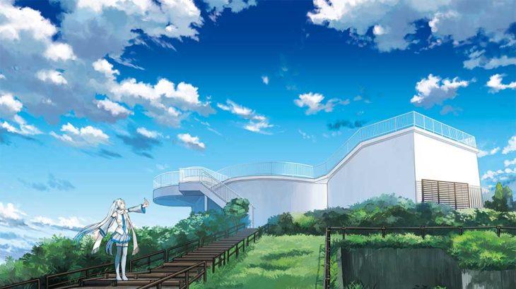 【インスタ】雪ミクが未来へとガイドする 「#北海道ミライノート」