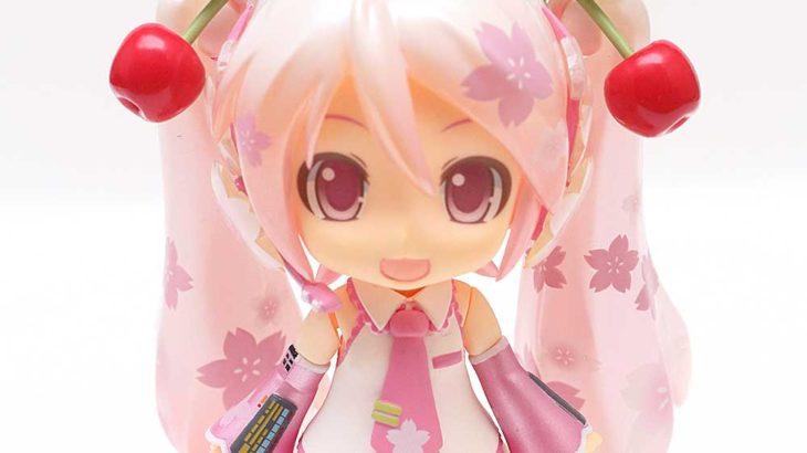 【春をお届け!!】ねんどろいど 桜ミク