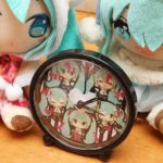 【DIY】手作り ミクロック (ミク時計)
