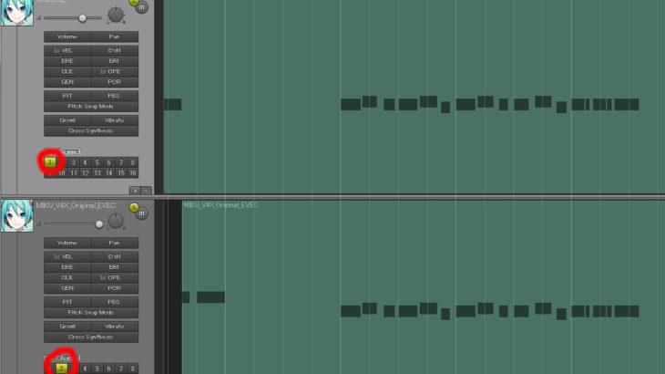 Piapro StudioとCubaseでボーカルトラックをパラアウト出力する方法
