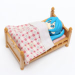 【寝具】シングルベッド ~ねんどろいどぷちミクさんに丁度良いサイズ~