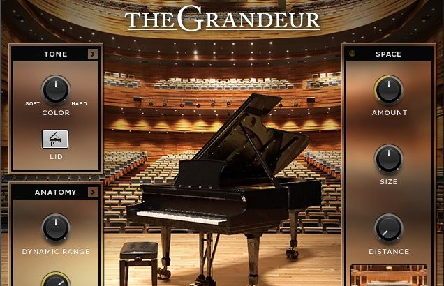 【レビュー】「THE GRANDEUR」は本物と聴き違える?! コンサートグランドピアノ音源