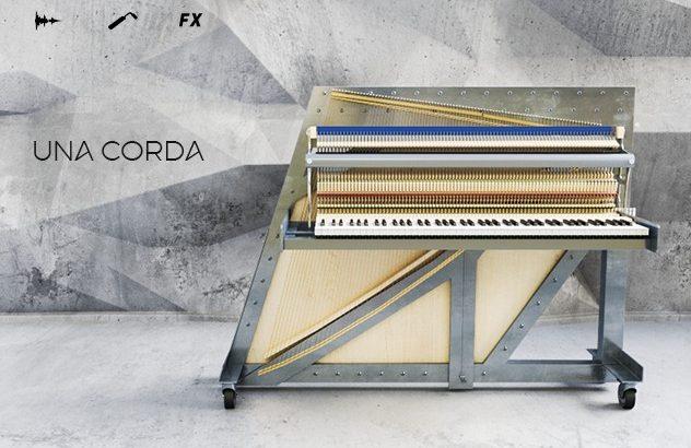 【レビュー】「UNA CORDA」は世界に1台だけの手作りアップライトピアノ音源