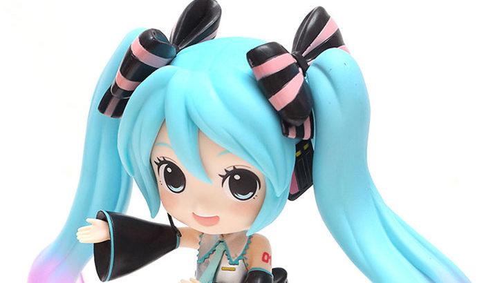 タイトープライズ『初音ミク Doll Crystalフィギュア』