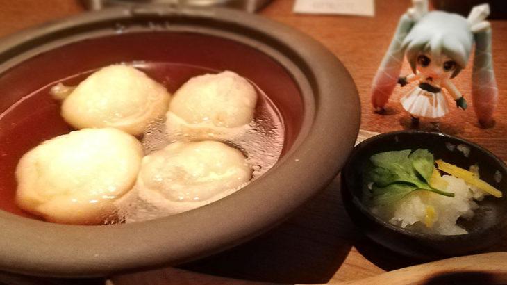 みくりすたる☆さんはモッツァレラチーズの揚げだしを食べました