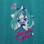 【ミクT】タイトー 初音ミク 10周年記念Tシャツ