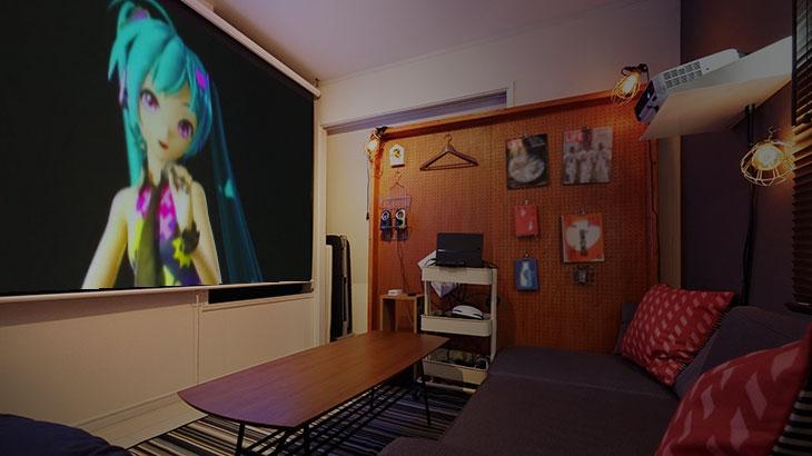 【大迫力】1万円以下から楽しめる!! 夢の格安プロジェクター生活♪