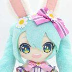 【うさぎミク】初音ミク Spring&Summer image ぬいぐるみ