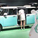 雪ミクが札幌モーターショー2020の公式アンバサダーに就任!!