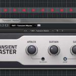 【プラグイン】NI・Transient Masterでドラムのキレ味やノイズ感を調整する方法