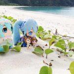 【ミク旅☆スペシャル】 沖縄・渡嘉敷島 ミクさんたち日帰り2大ビーチ巡りの旅