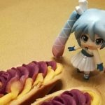 みくりすたる☆さんは沖縄で御菓子御殿の「いもいもタルト」を食べました