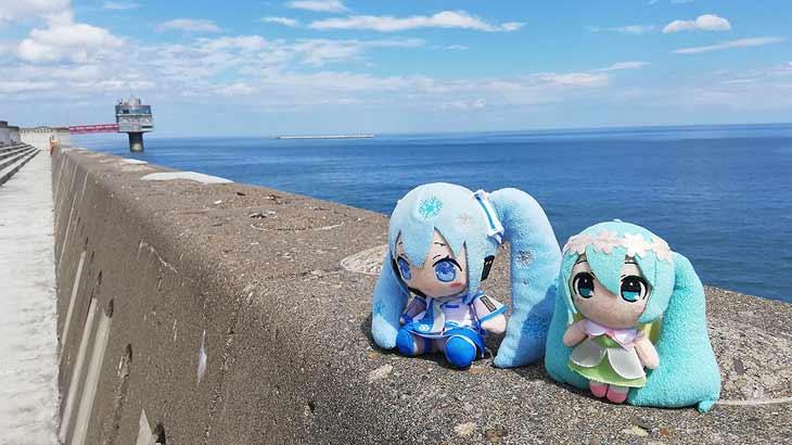 【ミク旅☆スペシャル】オホーツク・夏の紋別への日帰りバス旅紀行