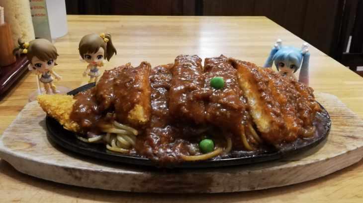 みくりすたる☆さんたちは釧路町の泉屋でスパカツを食べました