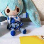 雪ミクちゃんは沖縄のICカード型乗車券「OKICA」を買いました